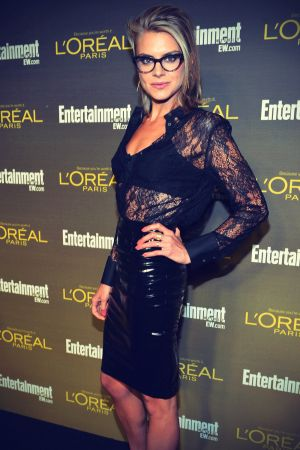 Eliza Coupe at Weekly Pre-Emmy Party
