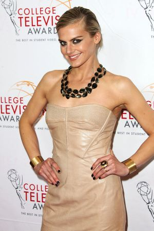 Eliza Coupe attends The 33rd Annual College Television Awards