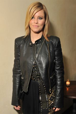 Elizabeth Banks at Man On A Ledge screening in NYC