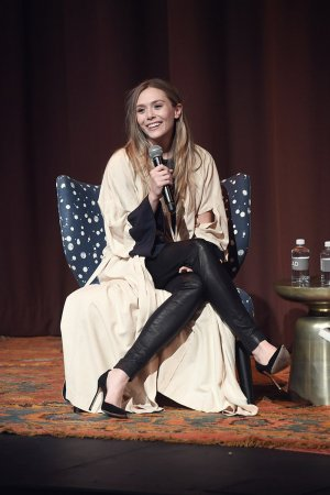 Elizabeth Olsen attends Wind River Special Screening