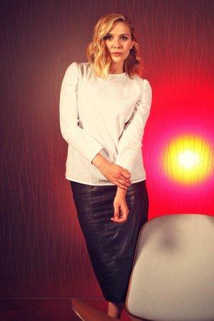 Elizabeth Olsen Los Angeles Times photoshoot