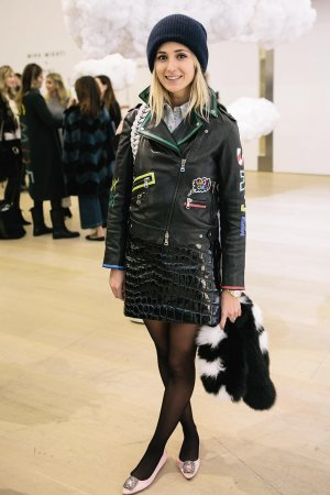 Elizabeth Von Thurn Und Taxis attends the Mira Mikati Launch London