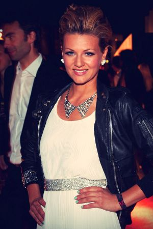 Ella Endlich at Music Meets Media Party