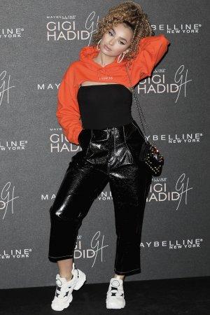 Ella Eyre attends Gigi x Maybelline VIP party