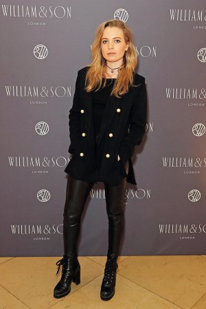 Ella Walsh attends the William & Son Gala cocktail party