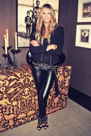 Elle Macpherson at Xray private view of The Pavilion of Art and Design
