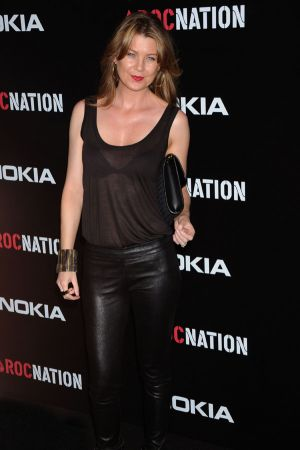 Ellen Pompeo at 2012 ROC Nation Pre-Grammy Brunch