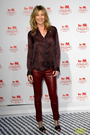 Ellen Pompeo attend the Children's Defense