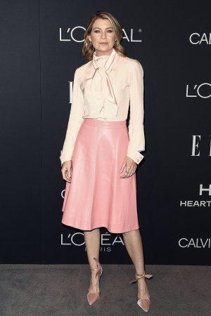 Ellen Pompeo attends Elle Women