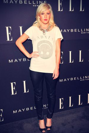 Ellie Goulding at 2nd Annual ELLE Fashion Next Presentation