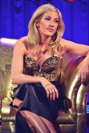 Ellie Goulding at Alan Carr's Chatty Man
