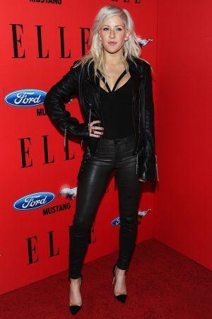 Ellie Goulding at annual Elle Women In Music
