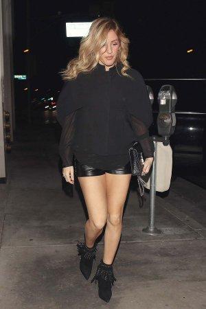 Ellie Goulding at Catch LA