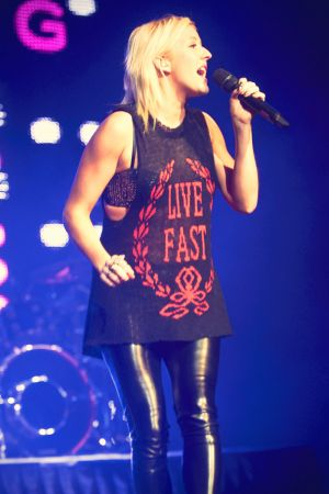 Ellie Goulding at KDWB Jingle Ball