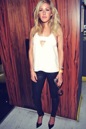 Ellie Goulding attends Summertime Ball After Party