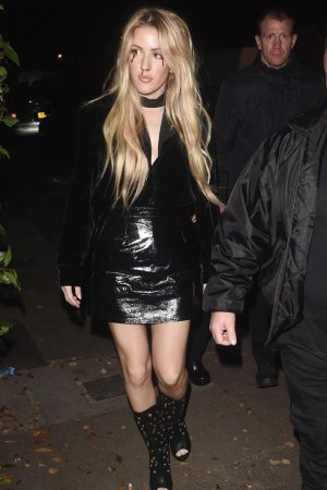 Ellie Goulding attends The 2016 Jonathan Ross Halloween Party