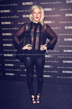 Ellie Goulding attends The Launch Of House Of Dereon By Beyonce