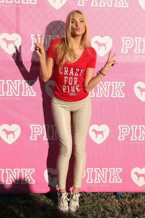 Elsa Hosk Victoria Secret PINK Nation Event