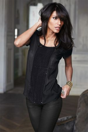 Emanuela de Paula - Next PhotoShoot New In Autumn 2011
