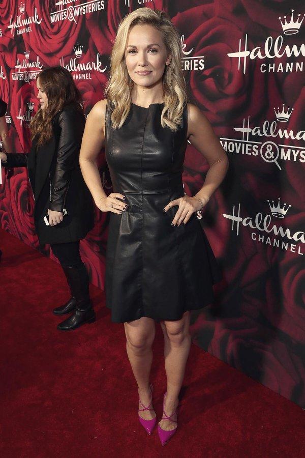 Emilie Ullerup attends TCA Press Tour