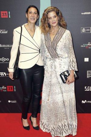 Emily Atef attends European Film Awards