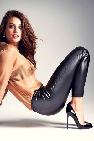Emily DiDonato photoshoot for Calzedonia Campaign