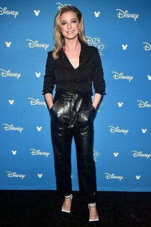 Emily VanCamp attends D23 Disney+ Event