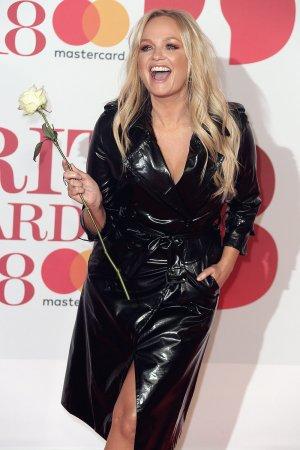 Emma Bunton attends the 38th Brit Awards