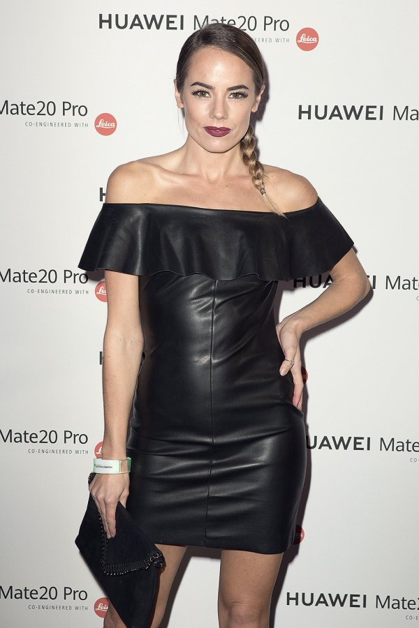 Emma Conybeare attends Launch of the Huawei Mate 20 Pro