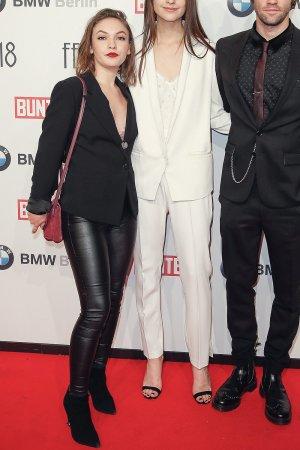 Emma Drogunova attends Bunte & BMW Festival Night