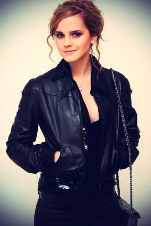 Emma Watson Chanel Fashion Show Portraits