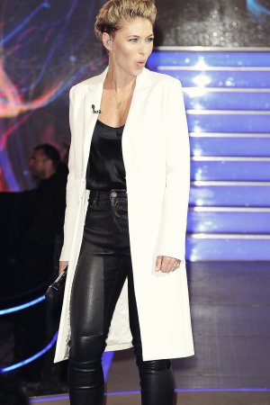 Emma Willis attends Big Brother Eviction Night Show