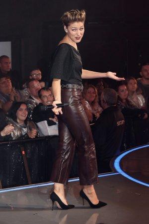Emma Willis attends Celebrity Big Brother Eviction