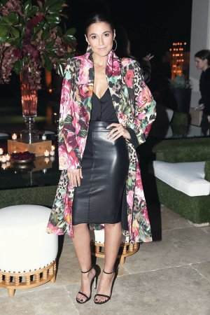 Emmanuelle Chriqui attends Krug Journey Malibu Event