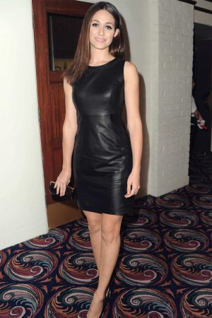 Emmy Rossum at What's Your Number? Premiere in LA