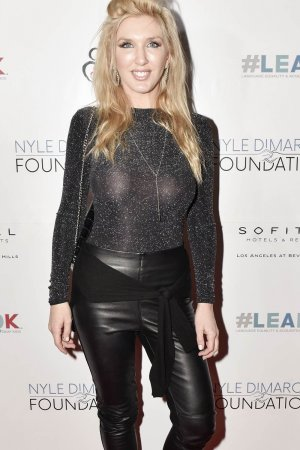 Erin Gavin attends Nyle DiMarco Foundation Kicks Off Love and Language Campaign