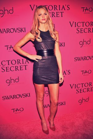 Erin Heatherton 2013 Victoria's Secret Fashion Show