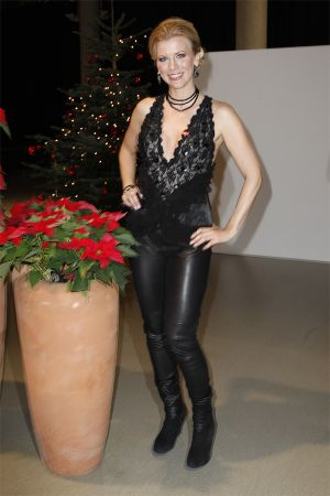 Eva Habermann at Christmas Charity concert 2011