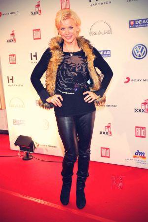 Eva Habermann at Deutschland Premiere der Tabaluga Show