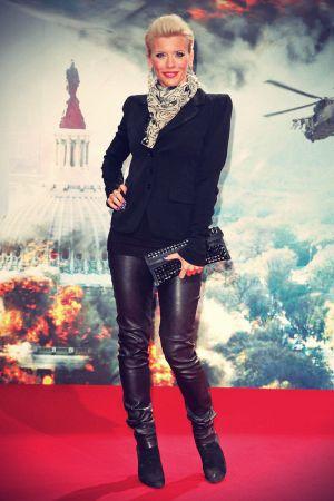 Eva Habermann attends Premiere White House Down