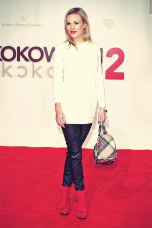 Eva Hassmann attends Kokowaeaeh 2 Germany Premiere