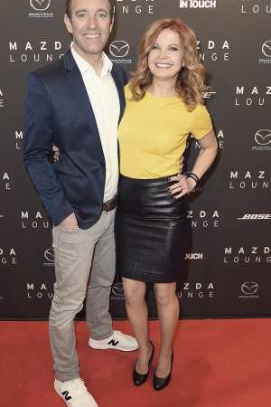 Eva Imhof attends Mazda & InTouch Spring Cocktail Mazda Lounge