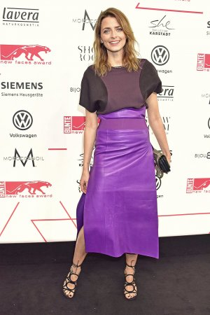 Eva Padberg at Bunte New Faces Award
