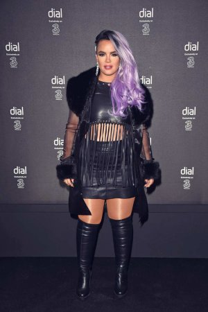 Eva Simmonds attends Will.I.Am's Dial launch