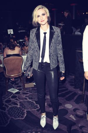 Evan Rachel Wood attends Evening with Women event