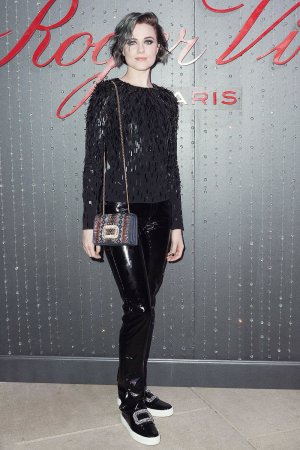 Evan Rachel Wood attends Roger Vivier Event
