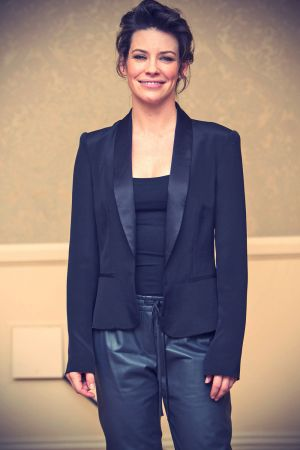 Evangeline Lilly The Hobbit The Desolation Of Smaug Press Conference