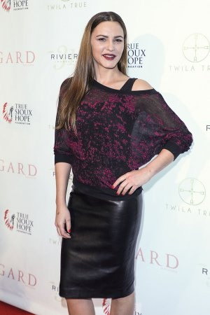 Eve Mauro attends Regard Magazine Spring 2018 Cover Unveiling Party