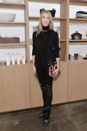 Eve Somer Gerber attends Jenni Kayne and H.E.A.R.T. Celebrate Valentine's Day