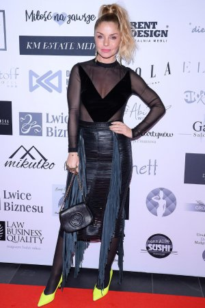 Ewa Szabatin attends Lionesses Business Gala